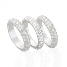Cigarello Band (Silver)