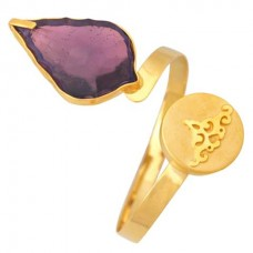Baccarat Cuff (Purple)